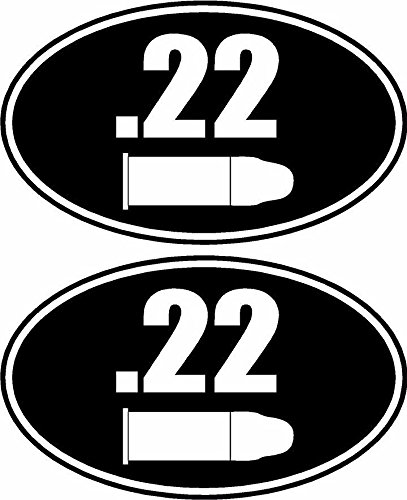 Oval Decal Set - 6