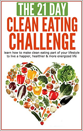 Clean Eating Challenge lifestyle Challenges ebook product image