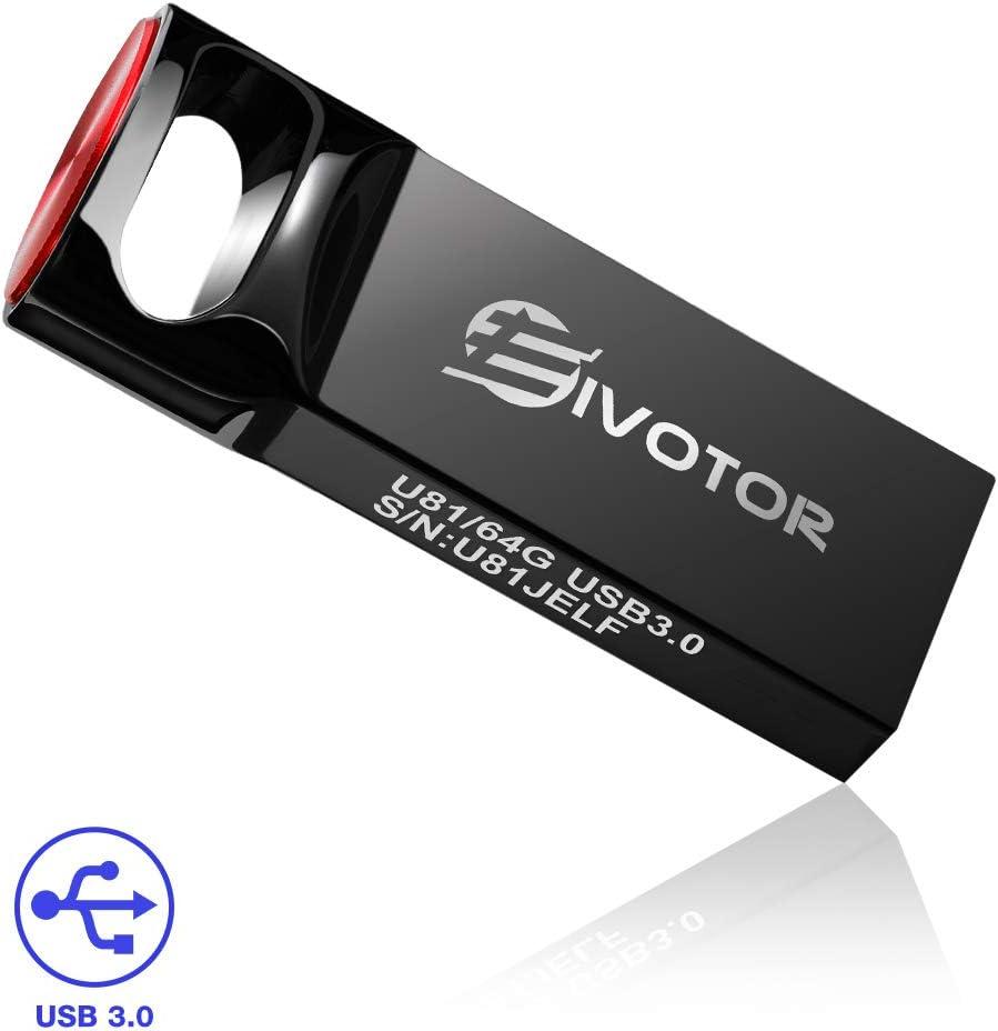 Usb Stick 64gb Eivotor Memory Stick Usb 3 0 Flash Computer Zubehör
