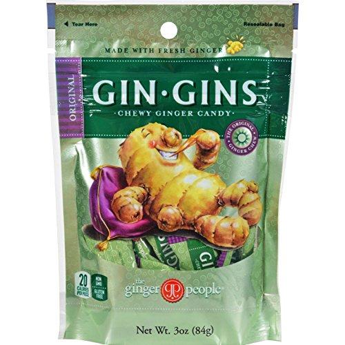 (Ginger People Original Ginger Chews 3oz)
