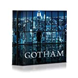 Controller Gear Gotham City Lights - PS4 Console Skin - Officially Licensed by PlayStation