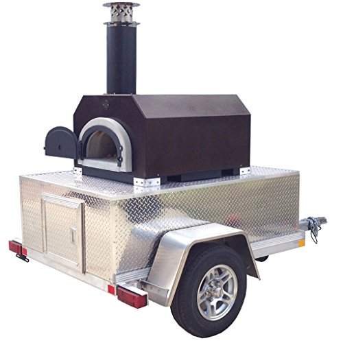 The Tailgate Mobile Outdoor Pizza Oven