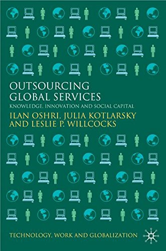 Outsourcing Global Services: Knowledge, Innovation and Social Capital (Technology, Work and Globalization) by Palgrave Macmillan (Image #2)