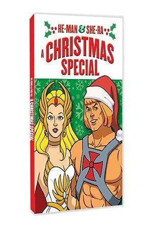 Amazon.com: He-man & She-ra X-mas Special: John Erwin, Alan ...