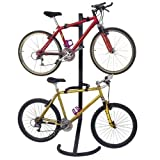 Generic , New,p Bike Stand, Two-Bike Gravity New, Freestanding Two-Bike Gravi