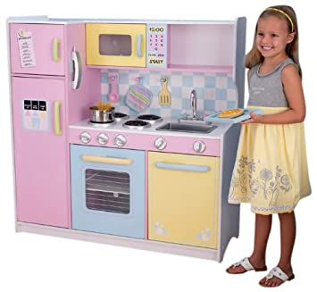 Amazon com KidKraft Large Kitchen Toys u0026 Games
