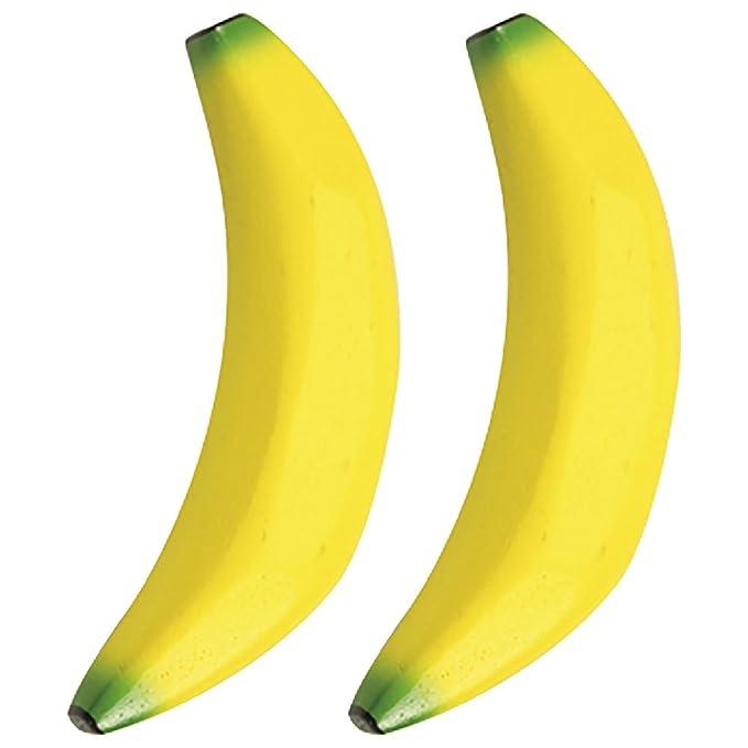 Bigjigs Toys Banane (lot de 2)