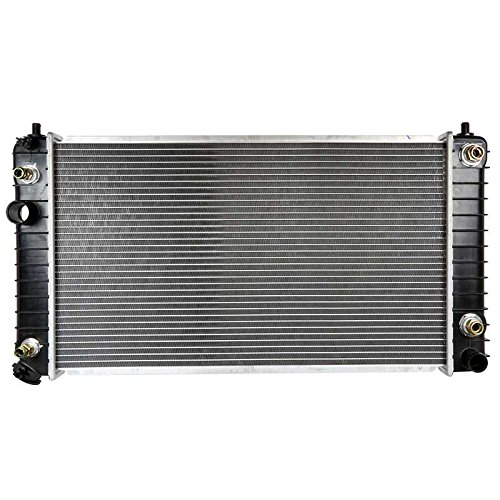 (Prime Choice Auto Parts RK701 Aluminum Radiator)