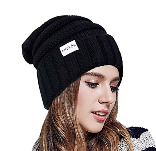 Aniwon Slouchy Beanie Winter Stretch product image