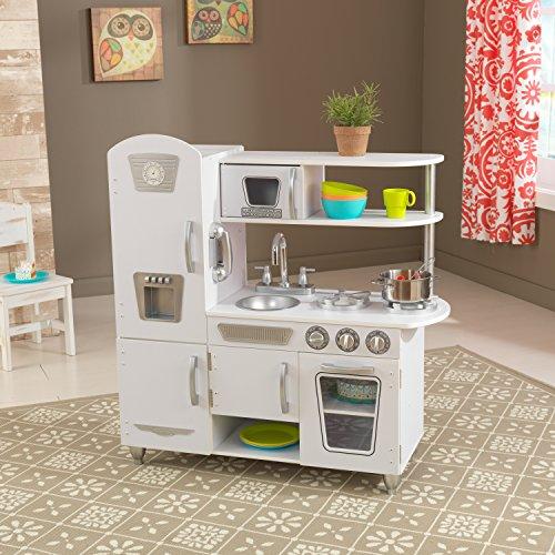 51K%2B9rHVT4L - KidKraft Vintage Kitchen - White