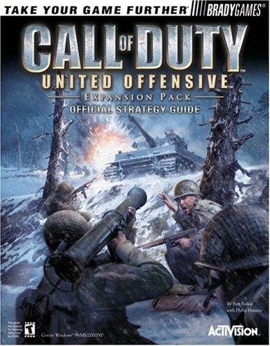 Call of Duty: United Offensive Expansion Pack Official Strategy Guide (Official Strategy Guides) by Bart Farkas (2004-09-13)
