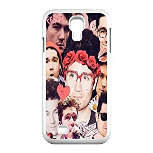 Hjqi - Custom Bastille Phone Case, Bastille Personalized Case for SamSung Galaxy S4 I9500