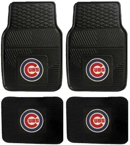 Chicago Cubs 2 Piece Car - 7