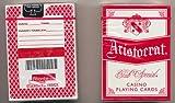 FULL Case of 144 NEW Casino Decks from the ALIANTE STATION CASINO - RED DECKS