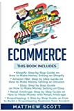 img - for Ecommerce: Shopify, Amazon FBA, Ebay, Retail Arbitrage, Dropshipping book / textbook / text book