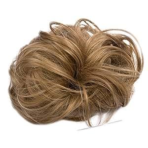 Toptheway Scrunchie Bun Hair Pieces Ponytail Bun Extensions Messy Bun (C19)