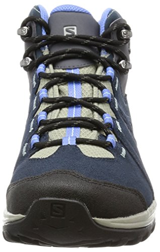 Ellipse W Bottines Bleu GTX LTR 2 Femme Salomon Mid dywXqAAY