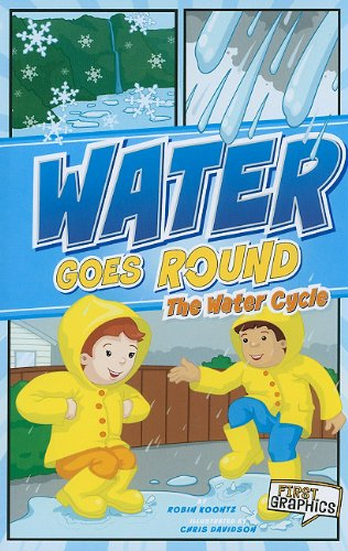 Water Goes Round: The Water Cycle (First Graphics: Nature Cycles)