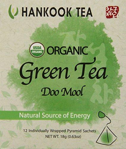 hankook-tea-organic-doo-mool-green-tea-12-count-pack-of-12