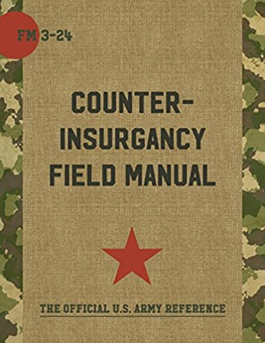 the u s army marine corps counterinsurgency field manual sarah rh amazon com marine corps field manual infantry us army marine corps counterinsurgency field manual pdf