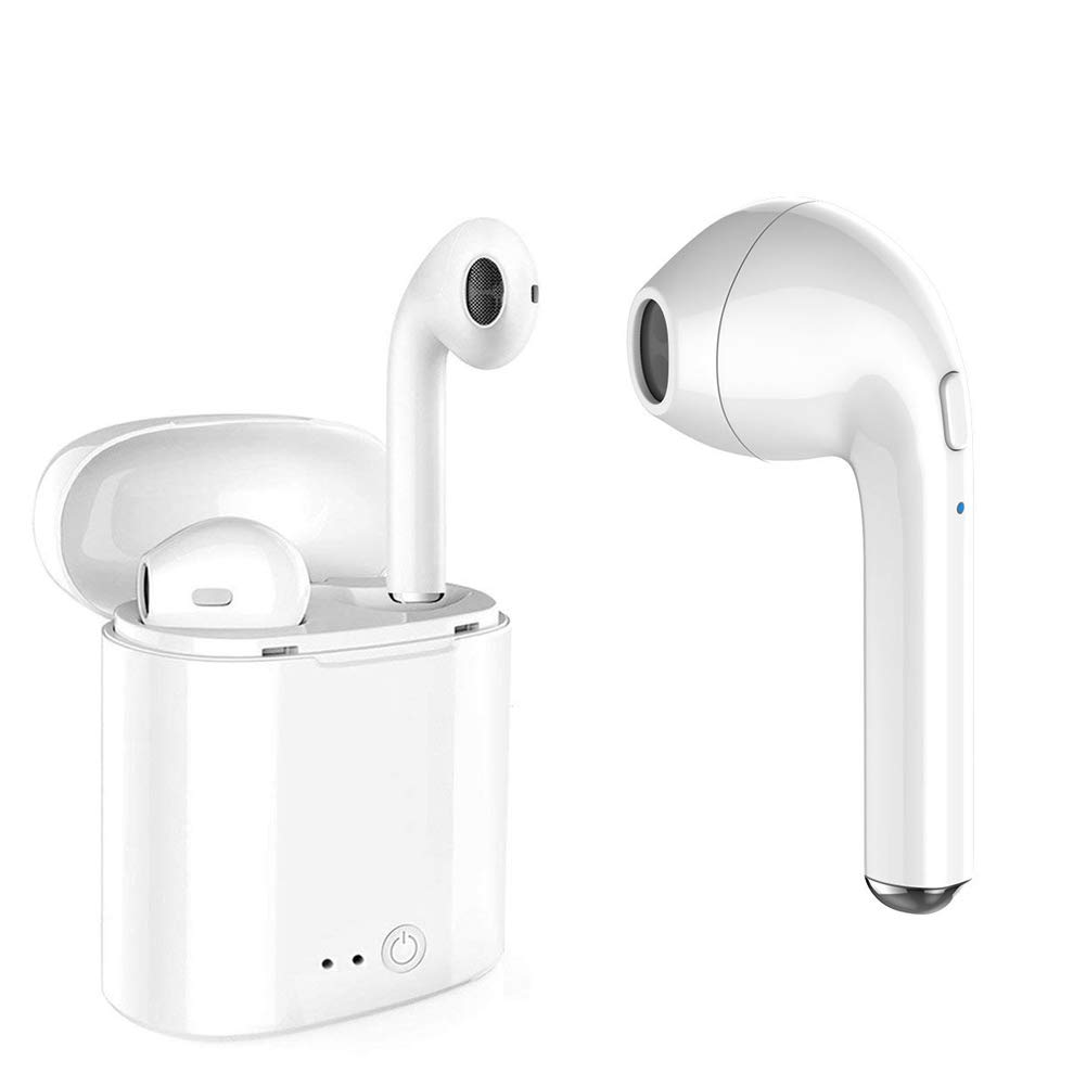 Bluetooth Earbuds Wild Compatibility Headphones with Unique Charging Box Hands-Free Function…