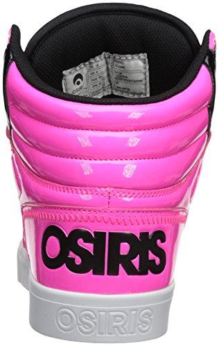 Brights Neon Osiris Pink Men's Shoe Skate Clone aa4RP7
