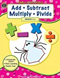 img - for Early Math Skills: Add-Subtract-Multiply-Divide book / textbook / text book