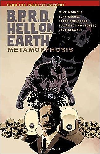 Book B.P.R.D Hell On Earth Volume 12 : Metamorphosis by Mike Mignola (2016-01-12)