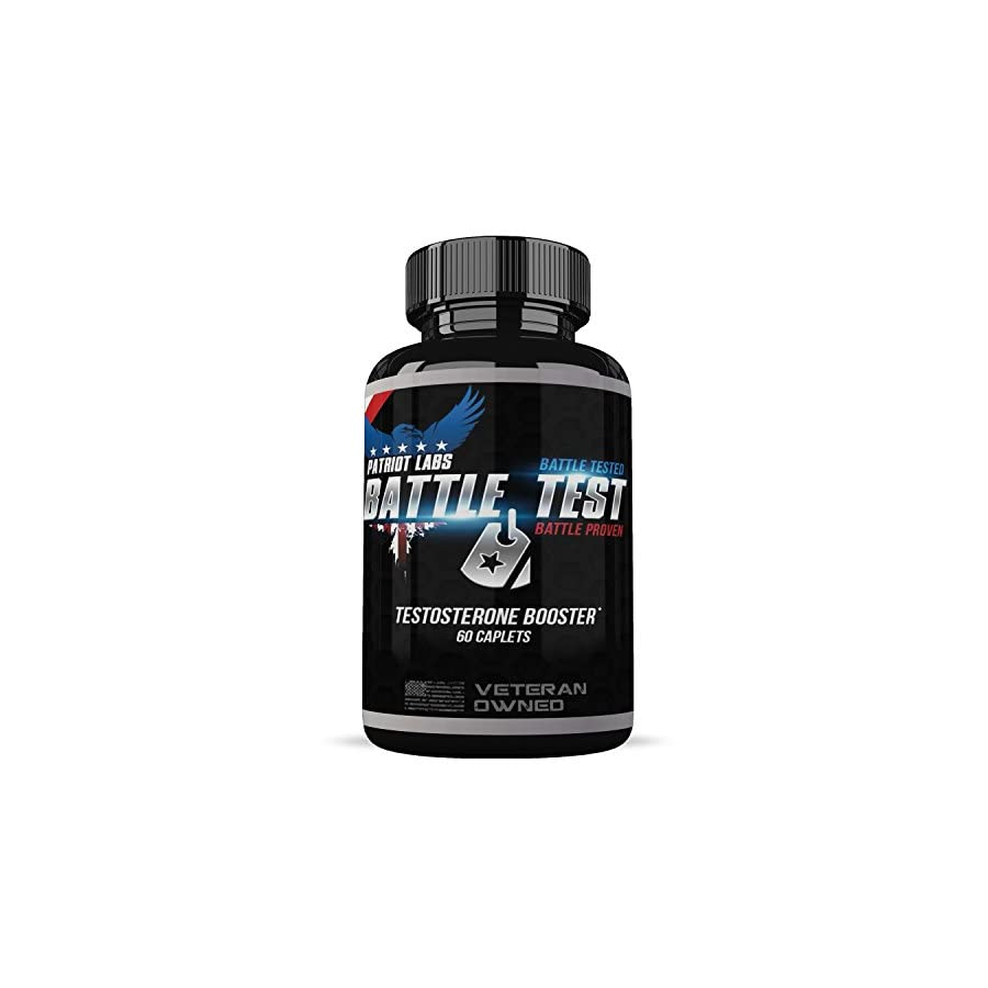Max Strength Testosterone Booster Powerful Ingredients|60 Veggie Caps|Increases Muscle Growth|Natural Energy Enhancer, Stamina & Libido Booster|Fortifies Metabolism|Promote Performance and Recovery