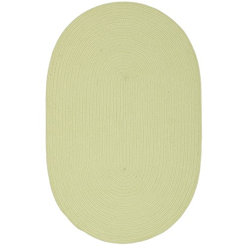 Safavieh MSJ2121B-24 Martha Stewart Collection Handmade Eucalyptus Oval Area Rug, 2' 6