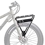 Rambo Bikes Front Luggage Rack, Black, R151 Review