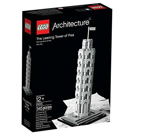 648 opinioni per Lego Architecture 21015- Torre di Pisa