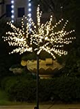 Image of Bolylight Cherry Blossom Tree 8ft 600L LED Great Decoration for Festival/Party/Christmas Warm White