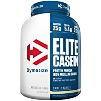 Dymatize Nutrition Elite Casien - 4 lbs (Vanilla)