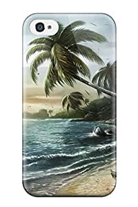 Excellent Design Artistic Case Cover For Iphone 4/4s