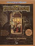 Advanced Dungeons & Dragons 2nd Edition Forgotten Realms Cities of Mystery by Dungeons & Dragons