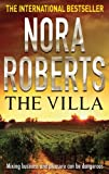 The Villa by Nora Roberts front cover