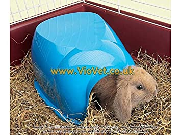 Savic cochon dinde nain lapin igloo 35 x 27 x 16 cm: amazon.fr