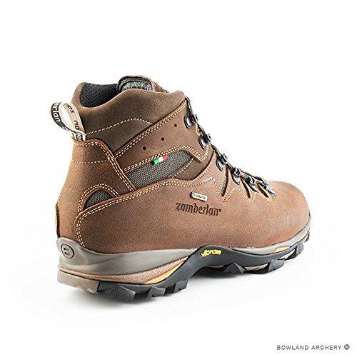 zamberland Gear GTX RR-Bottes pour homme, couleur marron foncé