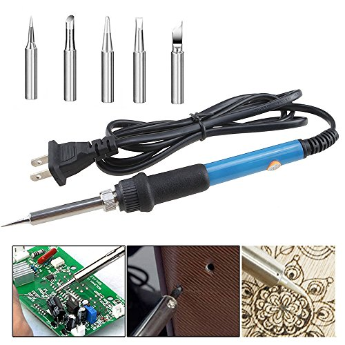 Electronic Burners (2 Function Soldering Pen Set Wood Burner Technician Working Tool Temperature Adjustable Widely used for Beginner and professional usage, hobbies, kits, radios, Pyrography Art Project, electronics work)