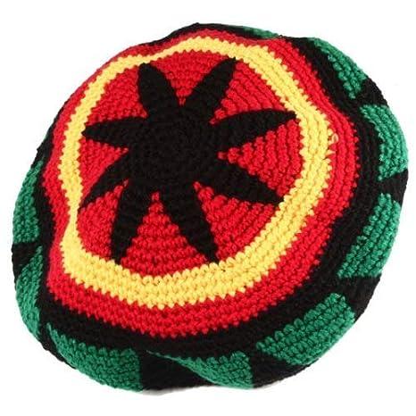 8453437a47a2f DiiliHiiri Gorro Rasta Rastafari Jamaica para Mujer o Hombre  Amazon.es   Juguetes y juegos
