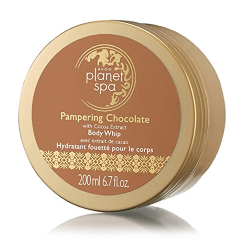 Avon Planet Spa Pampering Chocolate with Cocoa Extract Body Whip 6.7 Fl ()