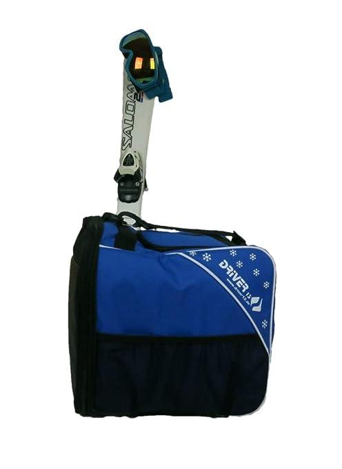 Driver13 Bolsa de esquí para niños Combi Azul: Amazon.es ...