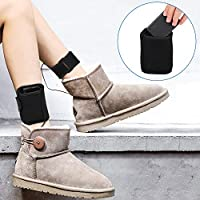Winter Heated Insoles Shoe Boot Foot Warmer Rechargeable Electronic Heater Pad Q