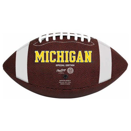university of michigan football - 1
