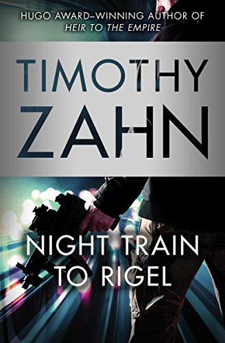 Night Train to Rigel (Quadrail) cover