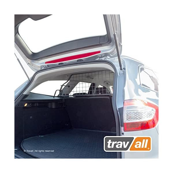 Travall Guard TDG1294 - Vehicle-Specific Dog Guard 2