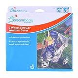 Dreambaby 3 Wheel Stroller Weather Shield, Baby & Kids Zone
