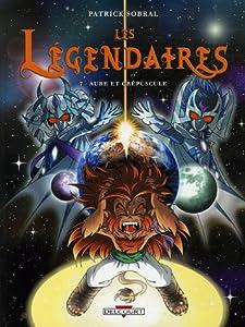"""Afficher """"Les légendaires n° 7 Aube et crépuscule"""""""