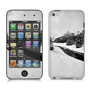 Diabloskinz B0040 - 0042-0013 paisaje nevado vinilo adhesivo para Apple iPod Touch 4th Generation